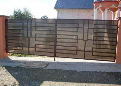 Gard din Fier Suceava