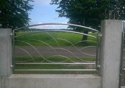 Gard Inox Suceava