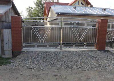 Porti Garduri Inox Suceava