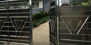 Porti si Garduri din Inox Suceava