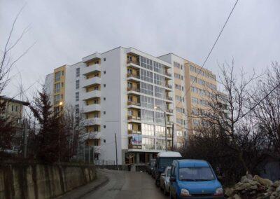 Balustrade Inox, Ansamblul de Locuinte Ucasy, Suceava