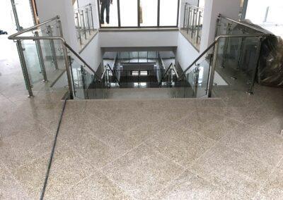 Balustrade Inox - Muzeul Judetean de Istorie, Suceava