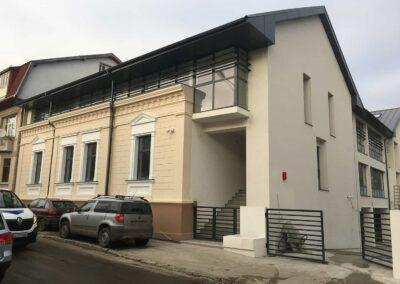 Garduri Porti Fier - Muzeul de Istorie Suceava