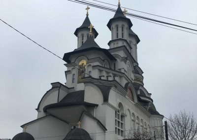 Porti Garduri Fier - Catedrala Nasterea Domnului Suceava