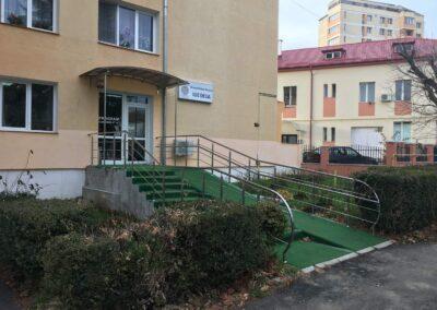 Scara Inox - Cabinet Notarial Delia Ilie Suceava