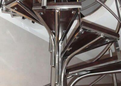 Scara Interior Inox