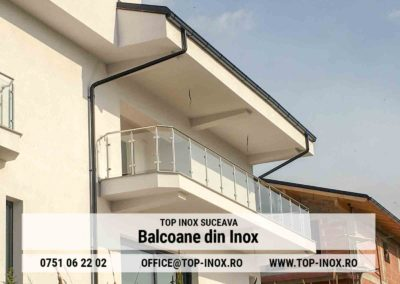 Balcoane din Inox
