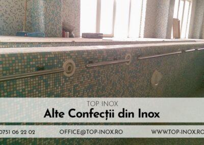 Alte confecții din inox