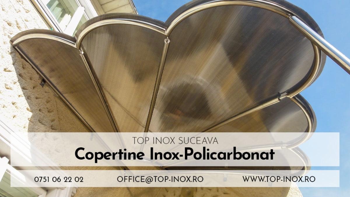 Copertine Inox